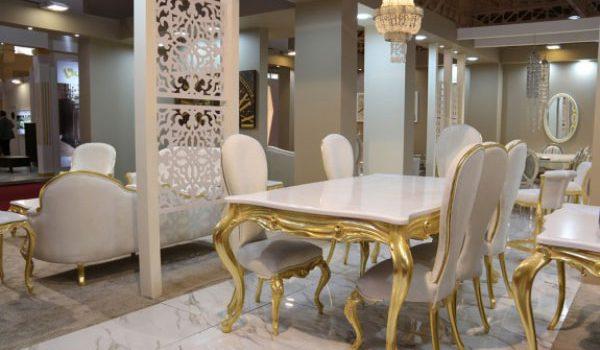 نمایشگاه بین المللی هافکس مبلمان منزل تهران 96